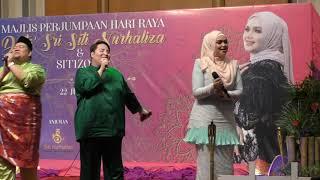 [9.26 MB] NAZAM LEBARAN - Majlis Perjumpaan Hari Raya Siti Nurhaliza & Sitizone