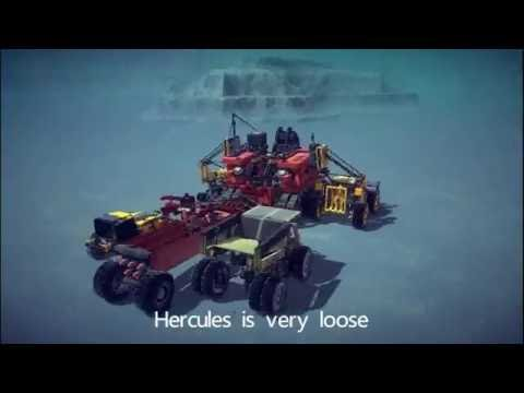 Transformers made by besiege