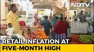 Consumer Inflation Accelerates, Factory Production Slips thumbnail
