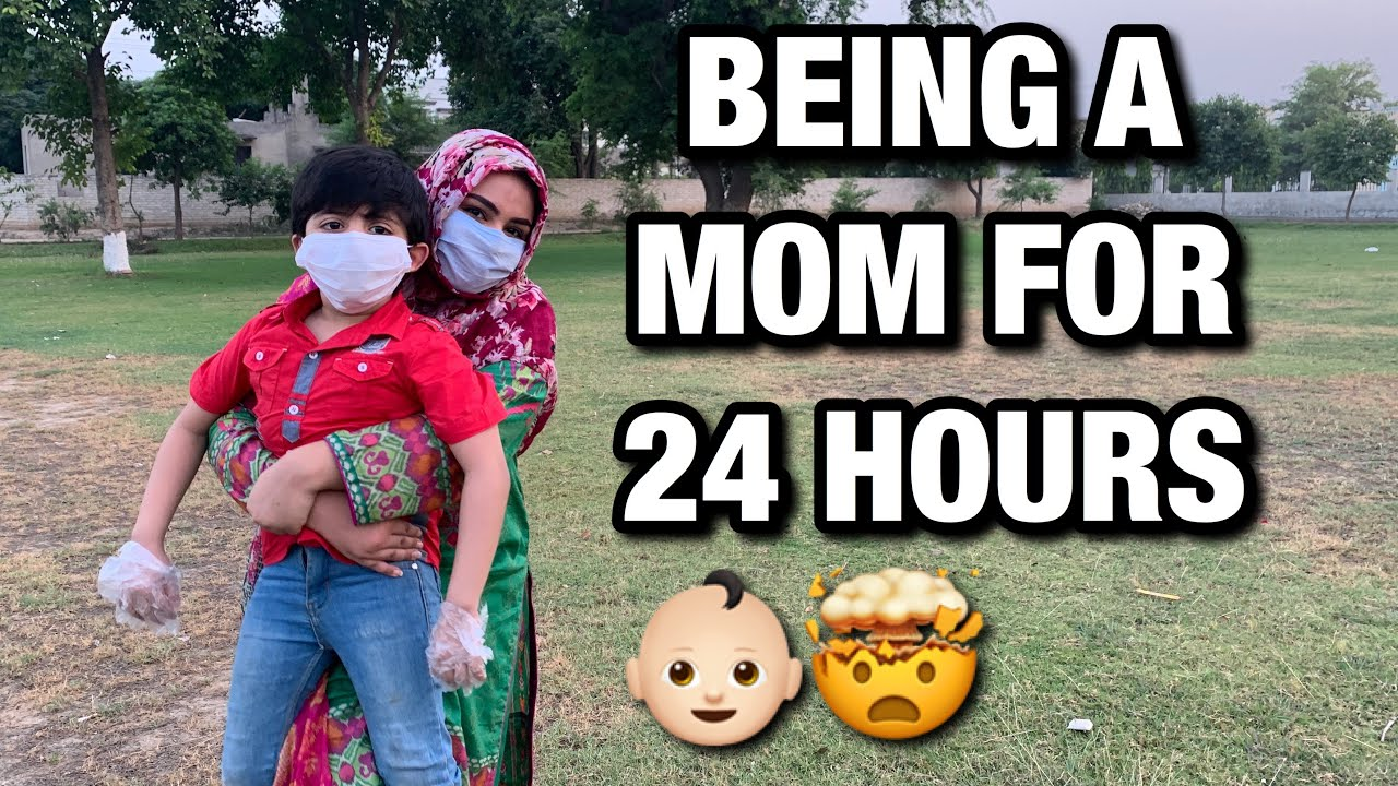 I BECAME A MOM FOR 24 HOURS | 24 Hour Challenge