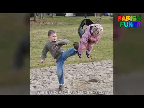Incredible Dads Save Kids Compilation Superman Dads Save Children At The Last Minute