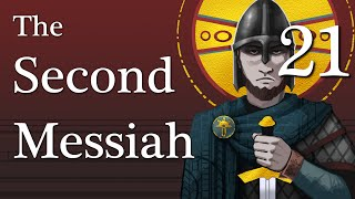 The Second Messiah Episode 21 - Total War Attila - Ostrogoth Narrative Let