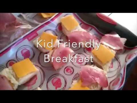 Kid Friendly Breakfast