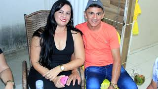 Moradores da Rua Antônio Nogueira de Sousa no José Simões, comemoraram a conclusão do calçamento.
