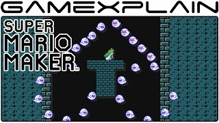 Haunted Temple of the Goddess - Super Mario Maker Level Showcase