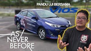 Toyota Vios 2019 - Masih Dugong? | Review