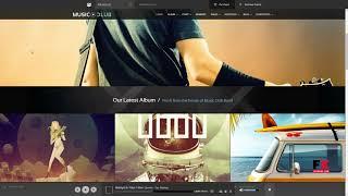 Music Club - Music/Band/Club/Party Wordpress Theme Quanah Chip