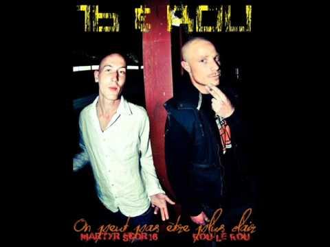 J'PEUX PAS ! - 16 & Rou feat Steve Hostile - On peut pas être plus clair ! 2011-2012