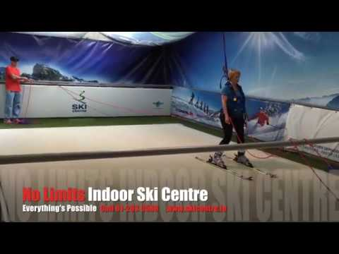 No Limits at Ski Centre Dublin
