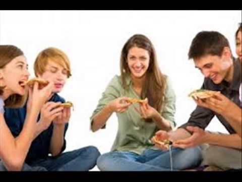 La influencia social basada en nuestra alimentación - YouTube