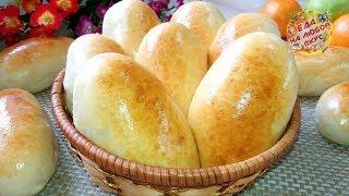 Пирожки с картошкой «Бабушкины» – Легкое Тесто без Яиц, на Картофельном отваре