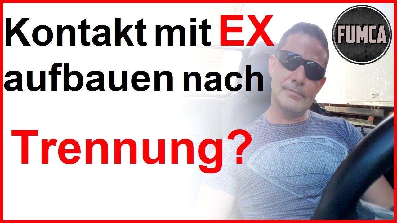 Kontakt mit Ex nach Trennung - YouTube