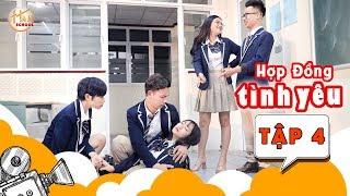Hợp Đồng Tình Yêu - Tập 4 - Phim Tình Cảm Học Đường | Ham School