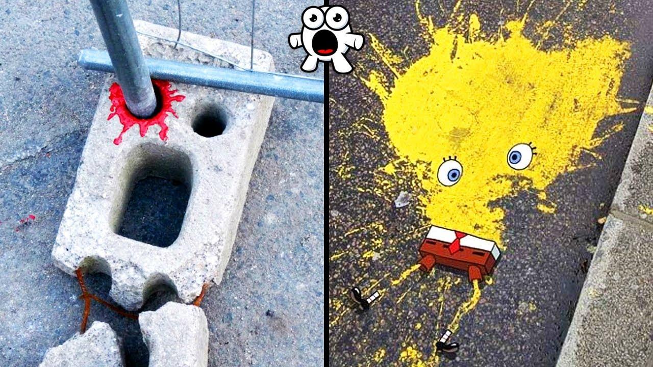 Download Genius Graffiti Art That Will Make You Smile