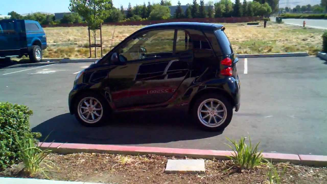 2008 Smart Fortwo Pion Edition 1 Owner Low Miles Heated Leather Protrucksplus Com