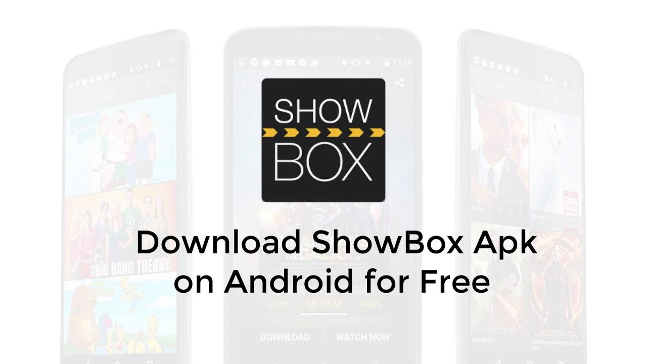 latest version showbox