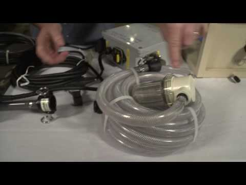WordlWater & Solar Technologies - SHEPS Fresh Water Purification Component ID