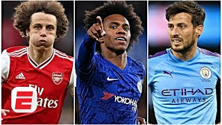 Espn fc's alejandro moreno joins kay murray to discuss the premier league's top free agents this summer. ogden pinpoints chelsea's willian and pedro, arsenal...