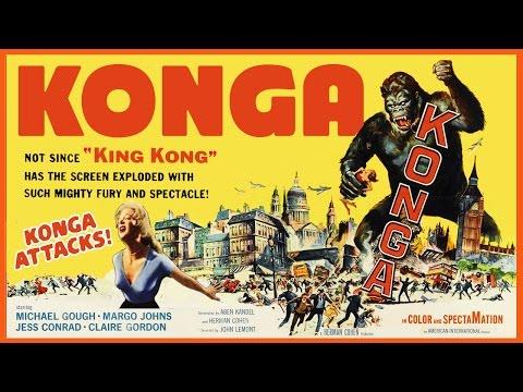 Konga (1961) Trailer - Color / 2:14 mins