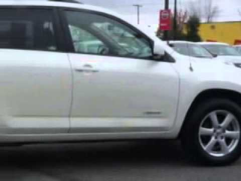 Vann York Nissan >> Used 2007 Toyota RAV4 Limited Greensboro, Winston Salem High Point, Kernersville NC Vann York's ...