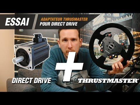 "Thrustmaster to OSW – ""All-in-one"" ALU"