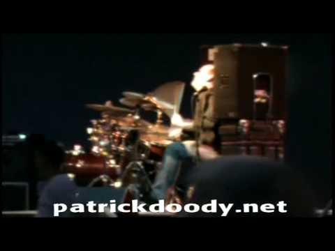 Patrick Doody Drum Solo Footage 2009