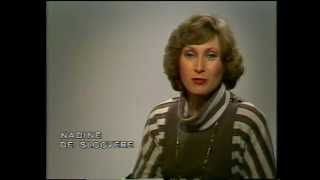 BRT TV1 - Nadine De Sloovere (13 januari 1984)
