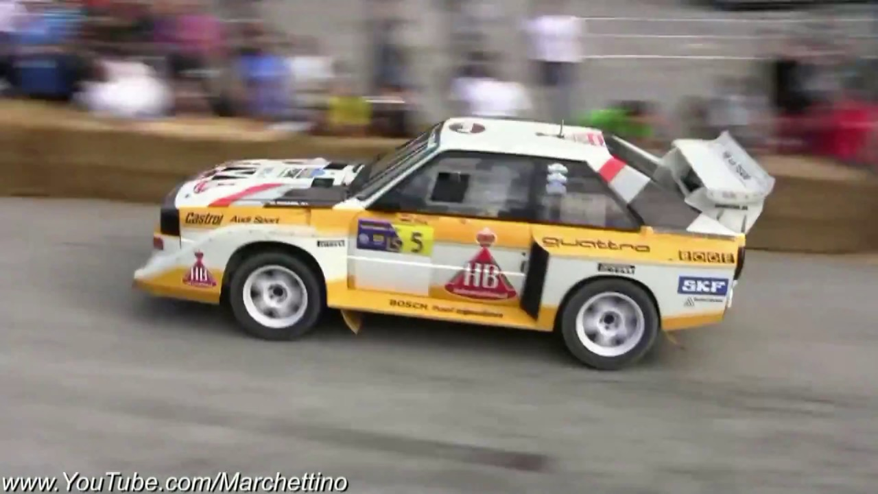 5 cylinder madness audi quattro group b in action youtube. Black Bedroom Furniture Sets. Home Design Ideas