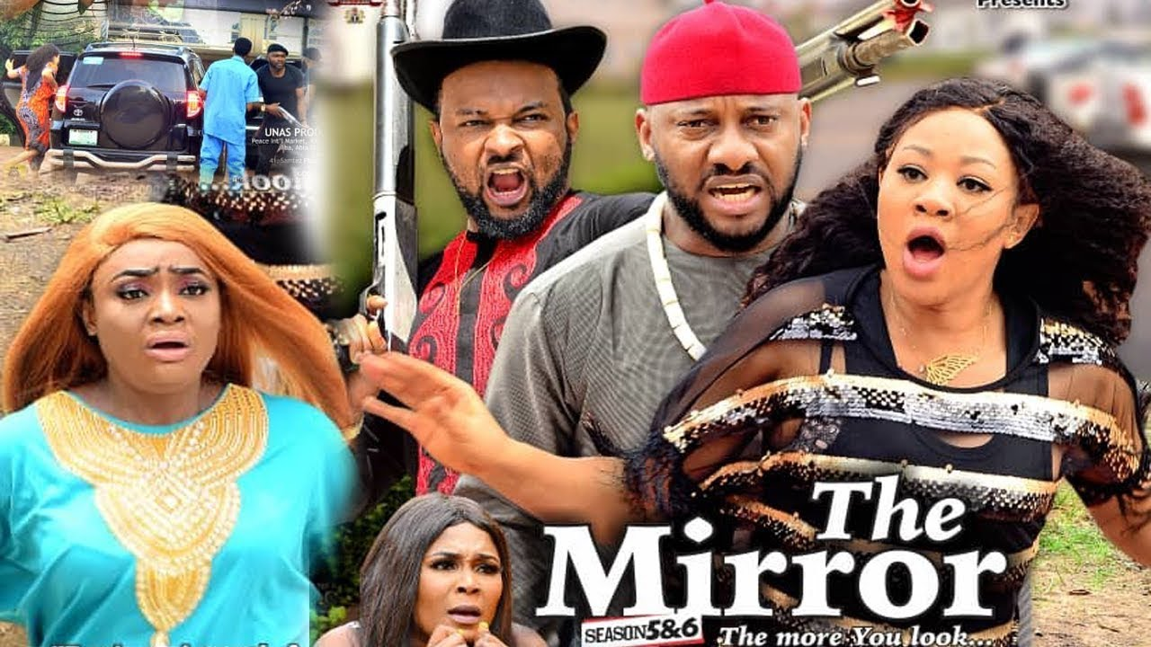 Download THE MIRROR SEASON 5 {NEW MOVIE} - YUL EDOCHIE|2020 MOVIE|LATEST NIGERIAN NOLLYWOOD MOVIE