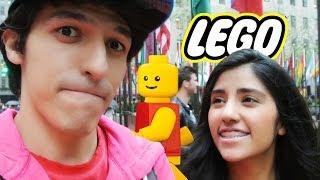 EL MUNDO DE LEGO Y NBC EN NUEVA YORK | LOS POLINESIOS