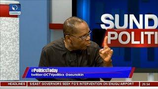 Nigeria Is Lucky To Have Buhari - Joe Igbokwe  Politics Today 
