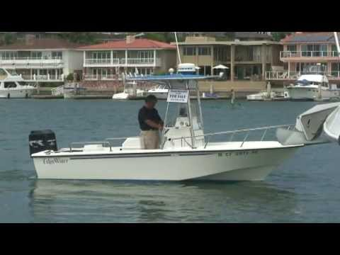EdgeWater 185 Center Console Video By South Mountain