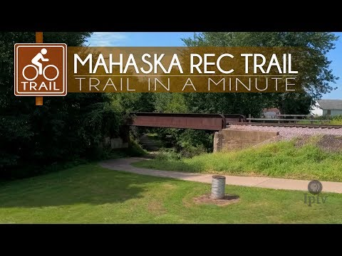 Mahaska County Recreation Trail | Trail in a Minute