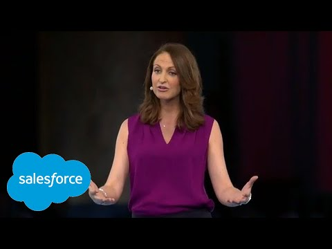 Salesforce for Service Keynote: Welcome to Conversational Service