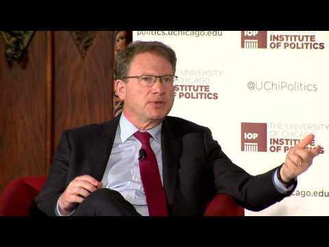 Jeffrey Goldberg, Editor-in-Chief of The Atlantic