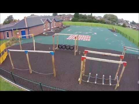 Denton West End Primary School Playground Development