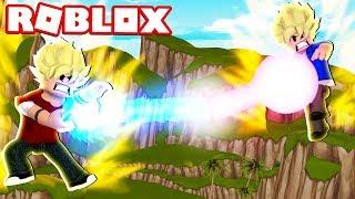 Roblox - KAMEHAMEHA VS GALIC-GUN (Dragon Ball - Final Stand)