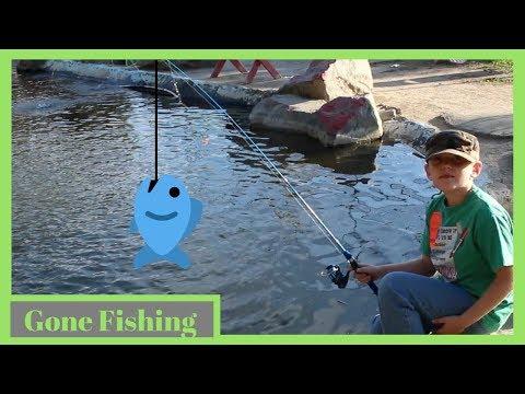 Plusinno Kids Fishing Pole – Santa Ana Lakes & Huckleberry Pond