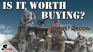 not what i was expecting closed beta review ghost recon wildlands
