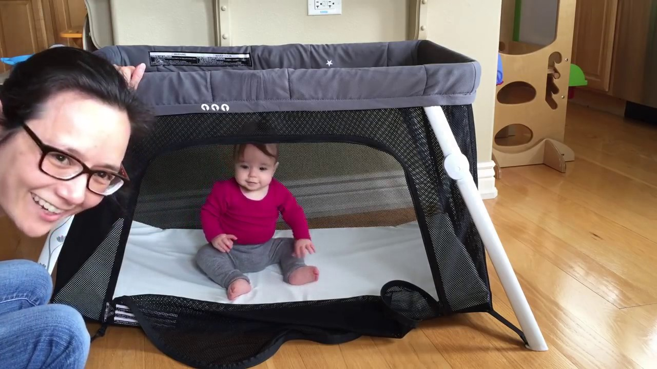 Travel Cribs Baby Bjorn Travel Crib Light Vs Guava Family