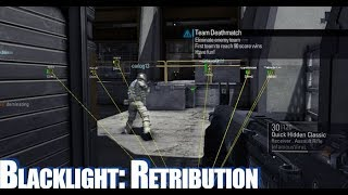 Blacklight Retribution 2018 MEGA HACKS (Speed hack-Zen hack-GP hack-Wallhack-Aimbot)