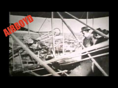 The Wright Brothers Part 1 (1970) Paul Garber - History Of Flight
