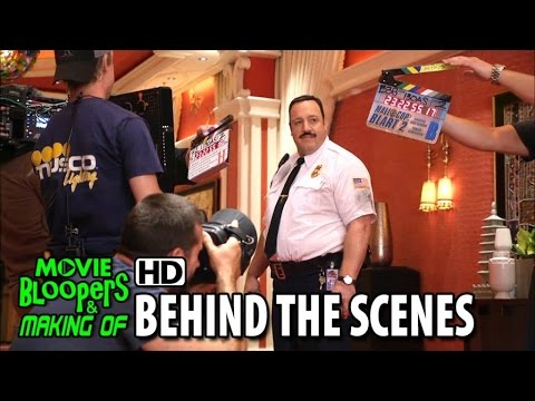 Paul Blart: Mall Cop 2 (2015) Making of & Behind the Scenes