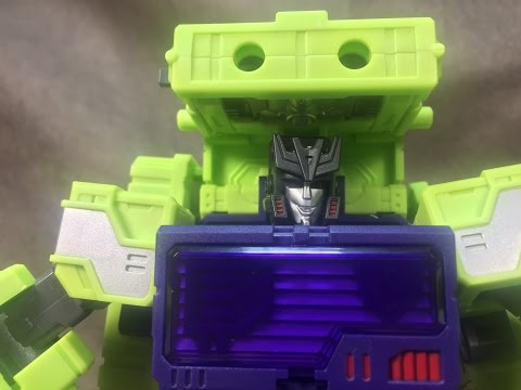 Toyworld Concrete Transformers 3rd Party Mixmaster