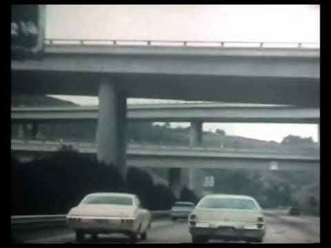 San Diego freeways - 1975 (plus radio jingles)