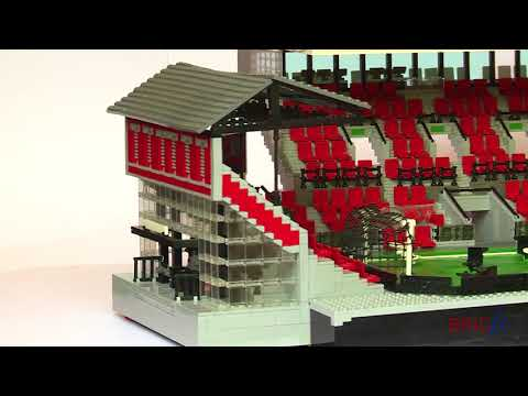 Lego Premier League Stadium - Episode 2