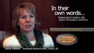 Dealers Talk About Showplace Cabinetry