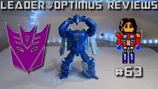 (FR) Transformers Titans Return Deluxe Scourge review