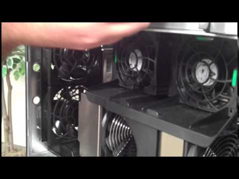 HP's new Z800 workstation