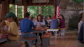 Масштабная Война едой ... отрывок из фильма (Двое: Я и Моя Тень/It Takes Two)1995
